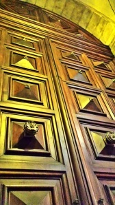 Loving these grand architectural doors
