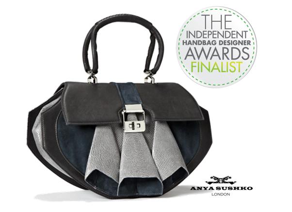 Deco Dame Bag by Anya Sushko Handbags London