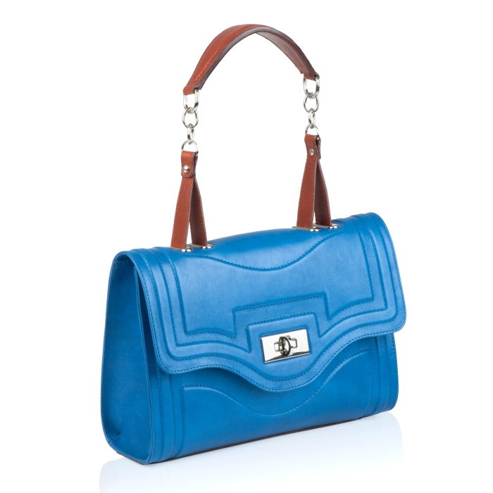 The Luxury Severina in vibrant Sky Blue!