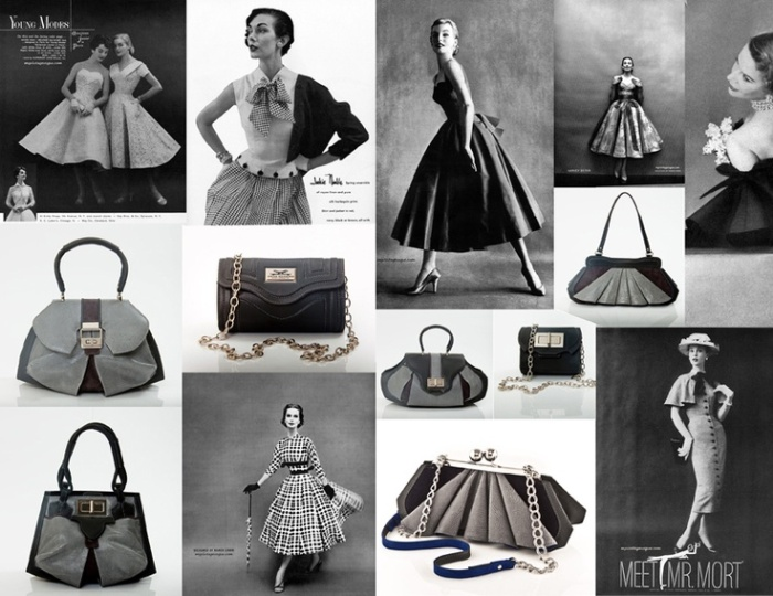 Anya Sushko Bags inspired by the Vintage period!