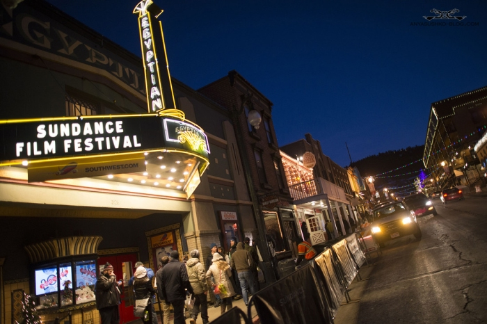 The Sundance Film Festival is currently underway in Park City, Utah.